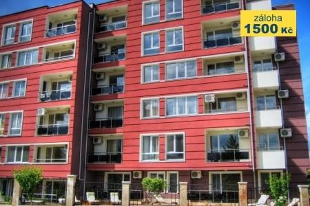 Bulharsko - Ravda / Mellia Ravda Apartments