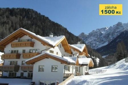 Hotel Somont S Bazénem Pig– Selva Di Val Gardena Polopenze