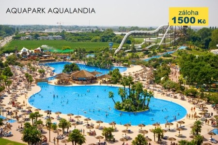 Hotel Jesolo Sand - letní dovolená
