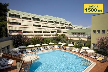 Hotel Laguna - letní dovolená u moře