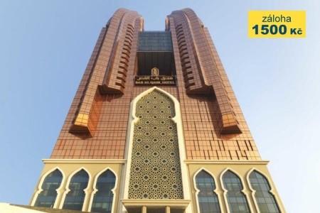 Bab Al Qasr Hotel, Abu Dhabi - v srpnu