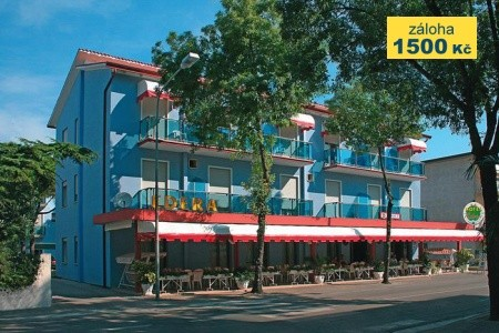 Hotel Edera - Last Minute a dovolená