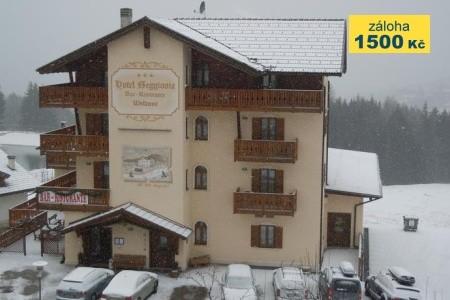 Hotel Seggiovia***