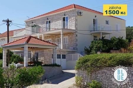 Apartments Lumbarda Grand White - Last Minute a dovolená