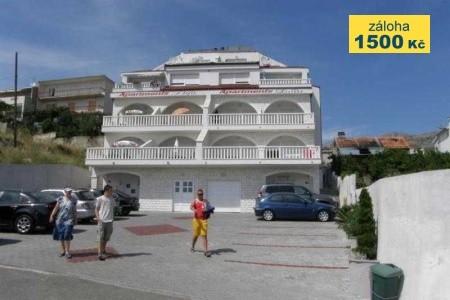 Stipe Aparthotel - letní dovolená