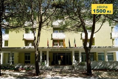 Hotel Golf Bibione - hotely