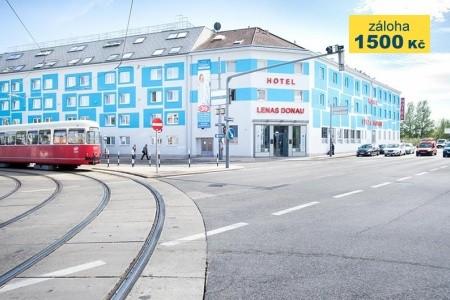 Hotel Lenas Donau Vídeň - v červenci