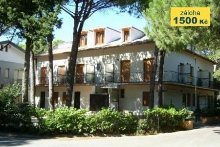 Villa Tramonto - ubytování v soukromí