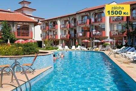 Hotel Complex Sunrise Club