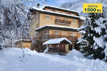Hotel Meuble Sci Sport Hotel** And Residence*** - v dubnu