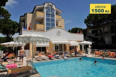 Hotel Villa Luisa S Polopenzí