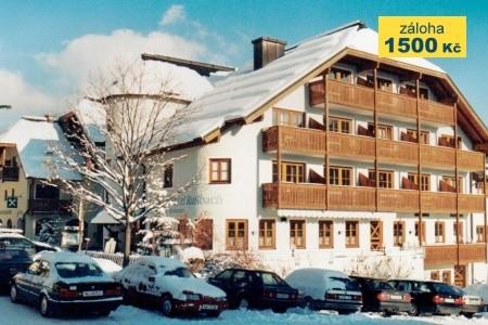 Russbach,apartmány Russbach - Zima, Akce 7=6 - v dubnu