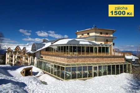 Hotel Montana S Bazénem Př- Monte Bondone