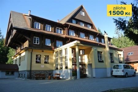 Hotel Mikulášská Chata, Demänovská Dolina