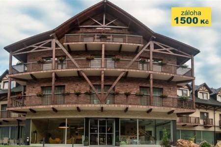 Village Resort Hanuliak Snídaně