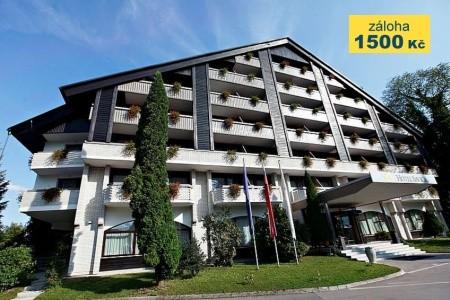Hotel Savica Garni - Sava Hotels & Resorts - v říjnu