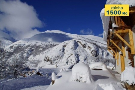 Chalet Le Peak - Last Minute a dovolená