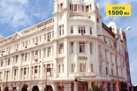 Grand Oriental Hotel - v červenci