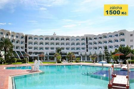 Tunisko - Skanes / Hotel Helya Beach & Spa