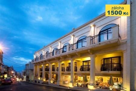 Solana Hotel & Spa - v srpnu
