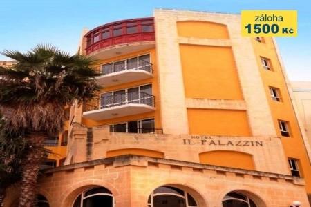 Il Palazzin Hotel - v červnu