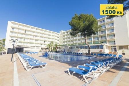 Azuline Coral Beach Hotel - na pláži