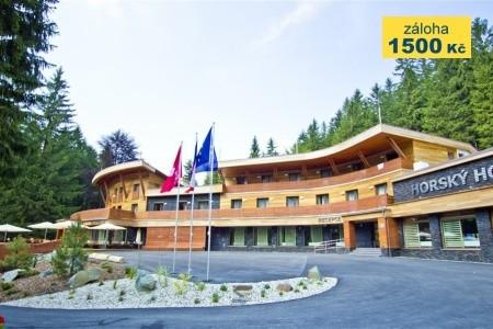 Horský Hotel Čeladenka - Romantický Pobyt Pro Dva V Beskydech
