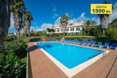 Landhotel Quinta Alegre - v září