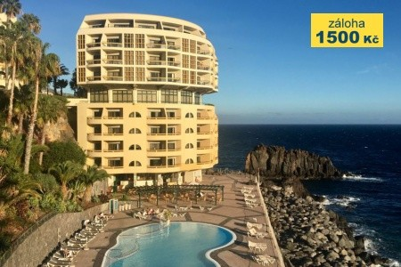 Pestana Palms Ocean Hotel - v srpnu