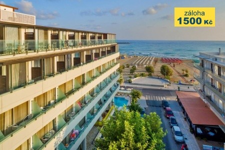 Kriti Beach - Rodinný Pokoj
