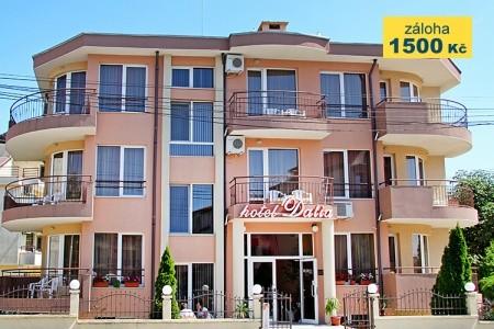 Hotel Dalia Snídaně