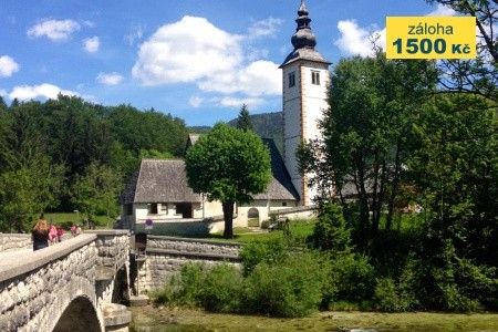 Slovinskem od Alp až k moři - POBYTOVÝ S VÝLETY - poznávací zájezdy