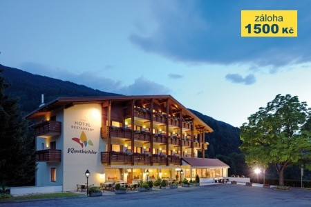 Hotel Rastbichler S Bazénem Pig- San Sigismondo/chienes - Last Minute a dovolená