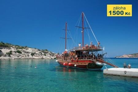 Kombinovaný Zájezd Kalymnos - Last Minute a dovolená