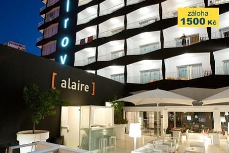 Hotel Belroy - v únoru