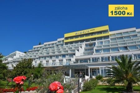 Hotel Mimosa/lido Palace - plná penze