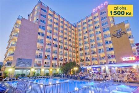 Hotel Htop Cartago Nova /p - pro seniory