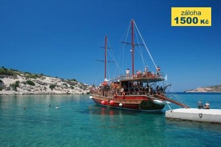 Kombinovaný Zájazd Kalymnos - Last Minute a dovolená
