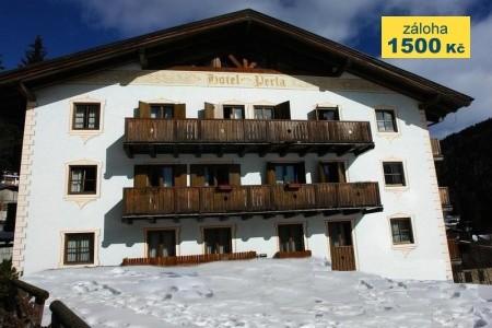 Hotel Perla - polopenze