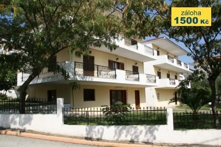 Vila Christos - ubytování v soukromí