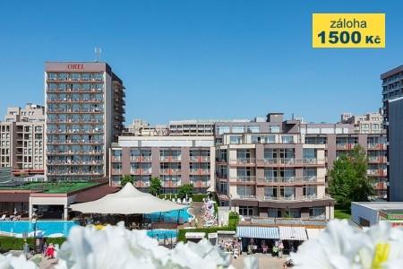 Hotel Mpm Orel - ultra all inclusive