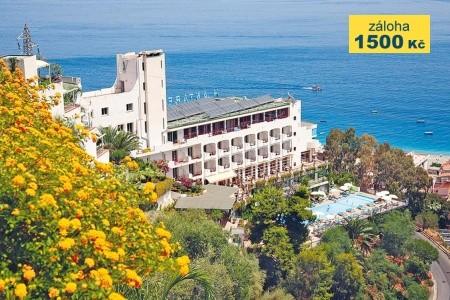 Parc Hotels - Le Terrazze - letecky all inclusive