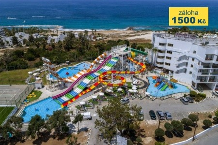 Leonardo Laura Beach & Splash Resort - v červenci