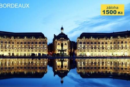 Od La Rochelle až k Bordeaux - Last Minute a dovolená