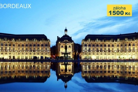 Od La Rochelle až k Bordeaux - zájezdy
