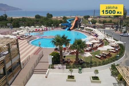 Georgioupolis Resort - Rodinný - v září
