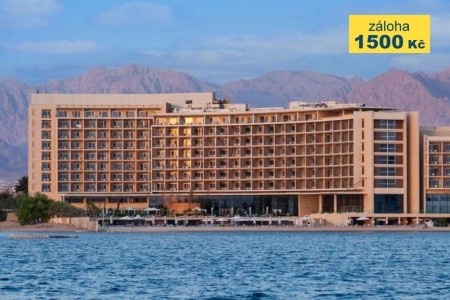 Kempinski Hotel Aqaba - letní dovolená u moře