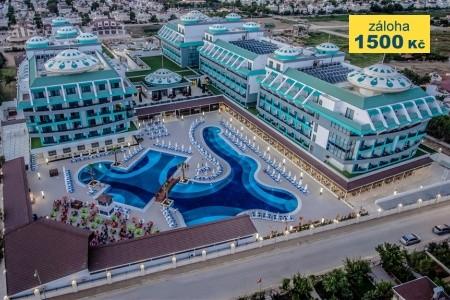 Sensitive Premium Resort, Turecko, Turecká Riviéra