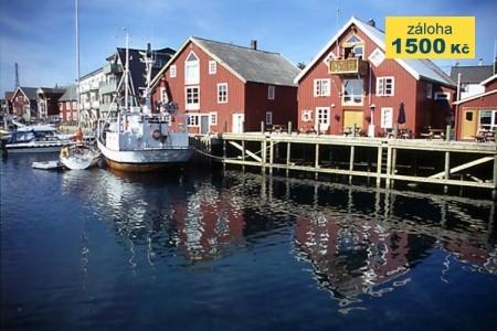 Nejkrásnější Místa Norska - Autobusem - Last Minute a dovolená