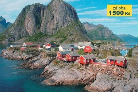Norsko - velký polární okruh - Last Minute a dovolená